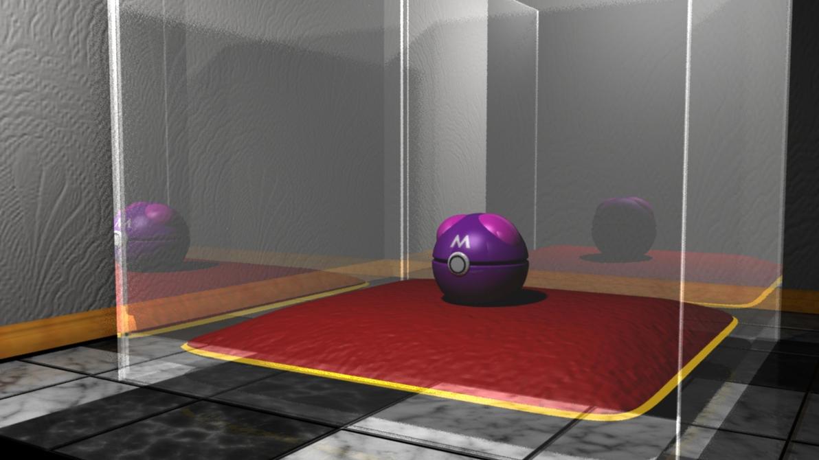 Solitary Masterball by ToxicThunder