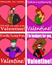 Valentine Sheet 2 by KaterraTheAvatar