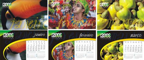 Calendario 2008.Calendario 2008 By Shandda On Deviantart