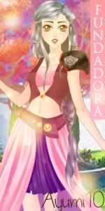 Boton-ayumi by Al00ndr44