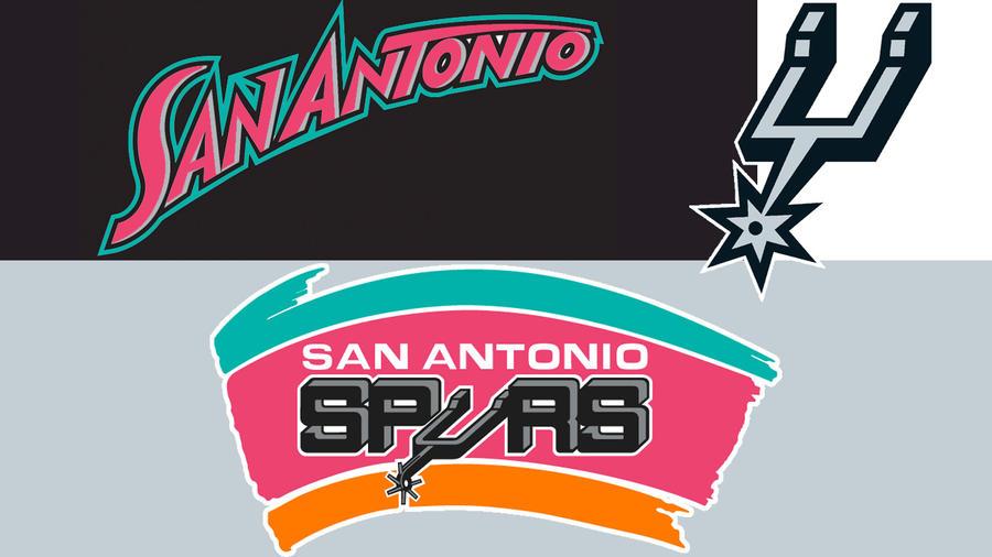 San Antonio Spurs 1989 By DevilDog360