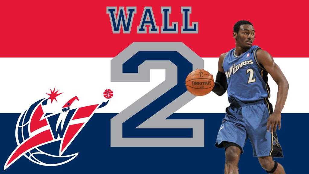 Washington WizardsJohn Wall By DevilDog360