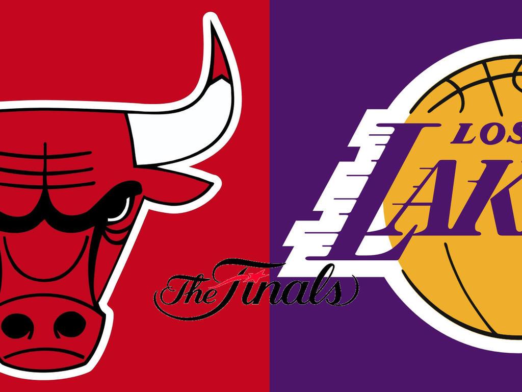 NBA Finals 1991:Bulls vs Lakers by DevilDog360 on DeviantArt