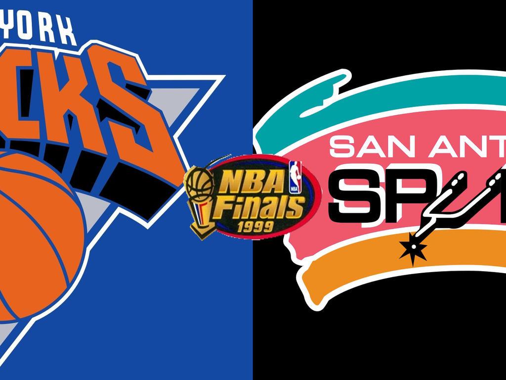 NBA Finals 1999:Knicks vs Spurs by DevilDog360 on DeviantArt