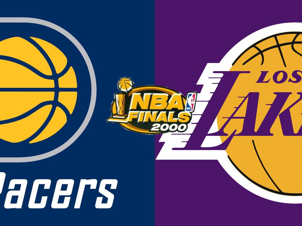 NBA Finals 2000:Pacers vs Lakers by DevilDog360 on DeviantArt