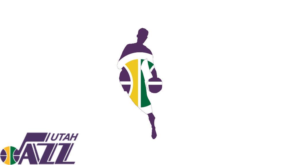 Utah Jazz By DevilDog360