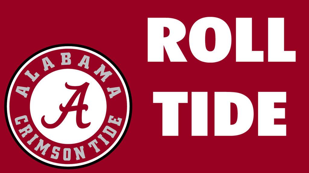 Alabama Crimson Tide By DevilDog360
