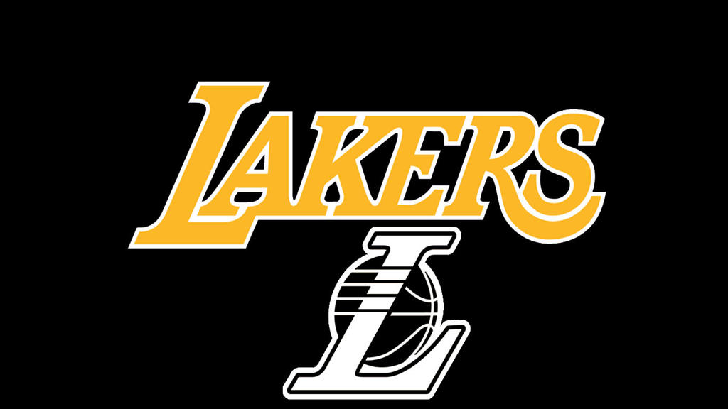 Nba black and white los angeles lakers by devildog360 on - Black lakers logo ...