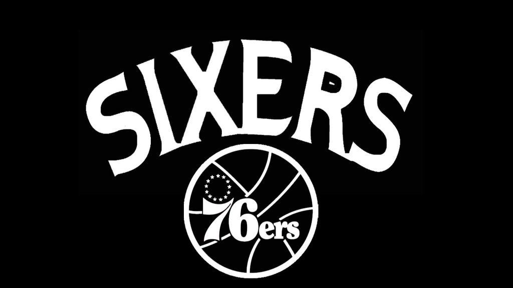 NBA Black and White:Philadelphia 76ers by DevilDog360 on ...