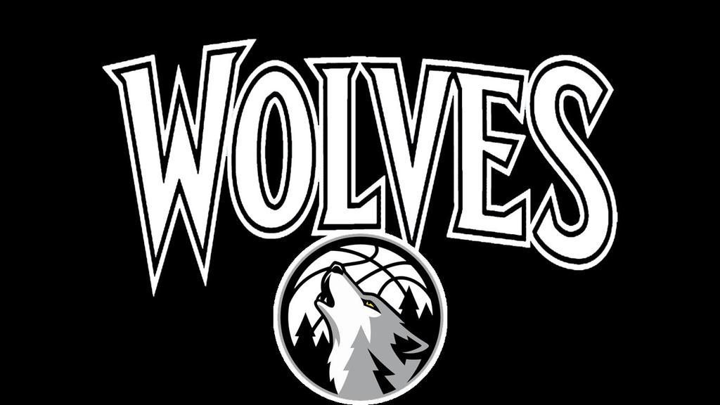 NBA Black and White:Minnesota Timberwolves by DevilDog360 ...