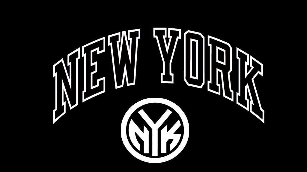NBA Black and WhiteNew York Knicks by DevilDog360 on DeviantArt