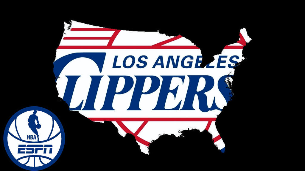 NBA USALos Angeles Clippers By DevilDog360