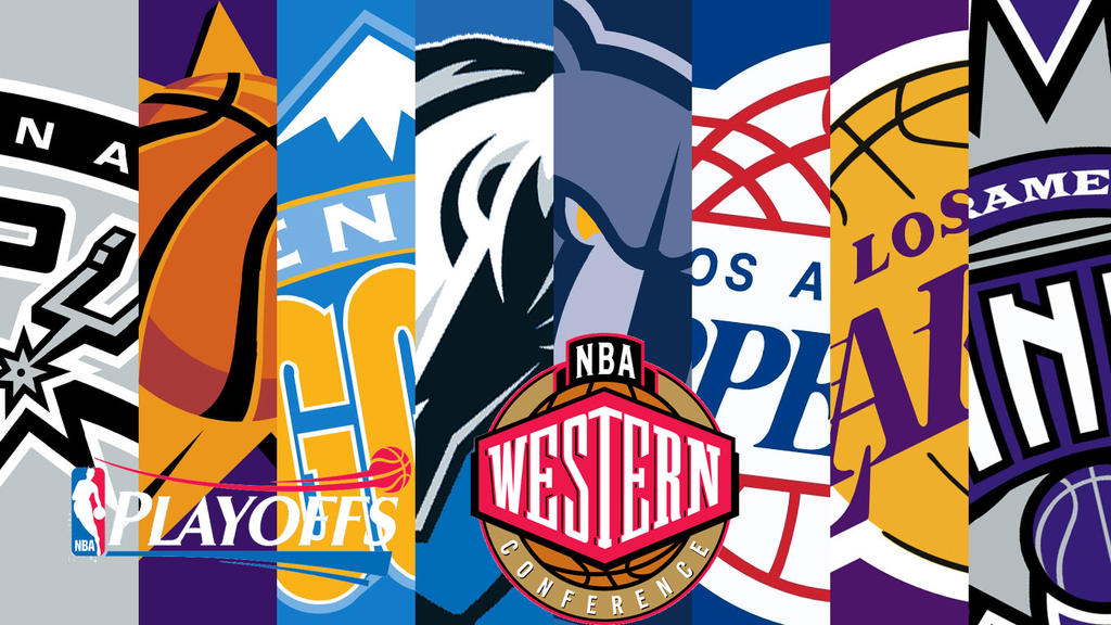 2006 NBA Playoffs:Western Conference by DevilDog360 on ...