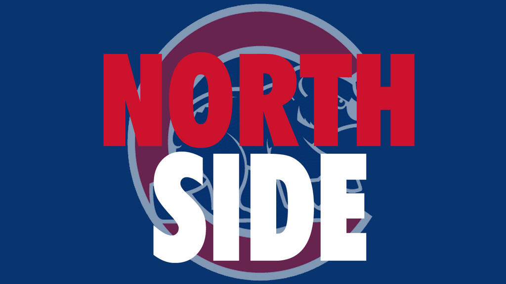 Chicago CubsNorth Side By DevilDog360