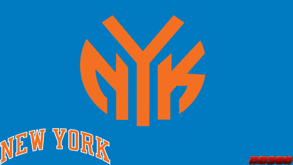 NBA Ligature New York Knicks by DevilDog360 on DeviantArt