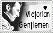 Victorian Men Stamp by black-brd