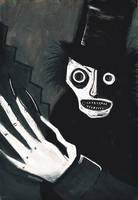 Mister Babadook by Crowtesque