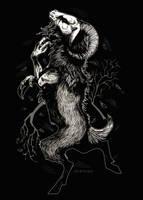Samhain Dance by Crowtesque