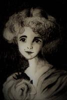 Blanche Monnier :( by Daladadahui