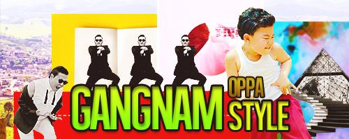 Oppa Gangnam Style [Signature] by dyoomma