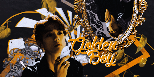 Golden Boy {Signature} by dyoomma