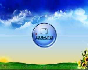 Dom.ru wallpaper