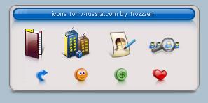 icons for v-russia.com