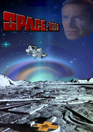 Space 1999 poster by stick-man-11