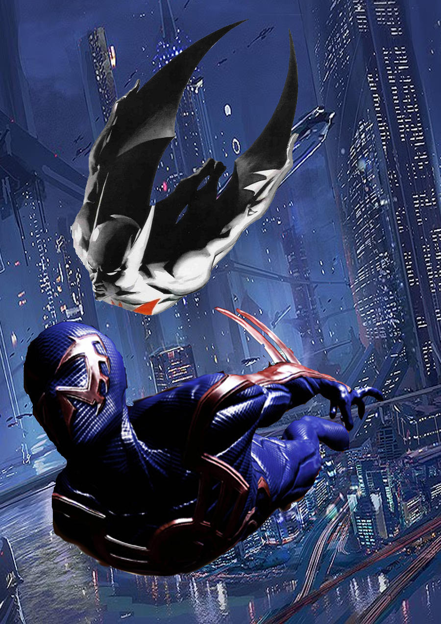 batman vs spiderman essay It's safe to assume that everyone and their grandparents know the origin and  creation of both spider-man and batman for those that are.