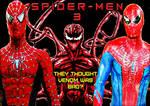 Spider-Men 3 Movie Poster