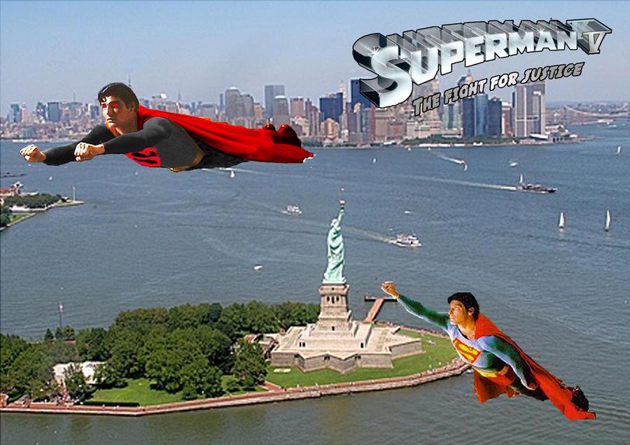Evil Superman vs Super...