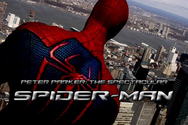 peter parker the spectacular spider man by stick man 11