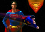 Superman Homage to Christopher Reeve