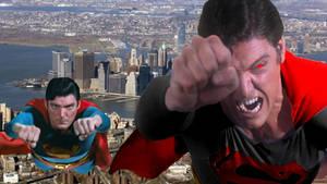 Superman V sreen cap