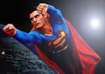 Superman in orbit