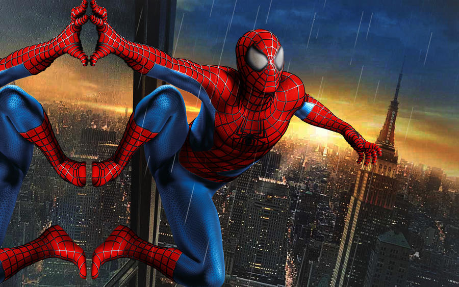 Ultimate Spider-Man th...