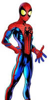 The Amazing Spider-Man (Ultimate Spider-Man style)