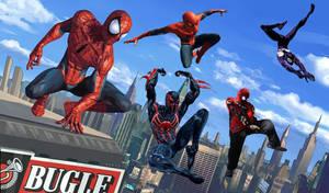 Marvels Spider-Men Assemble: Team 2