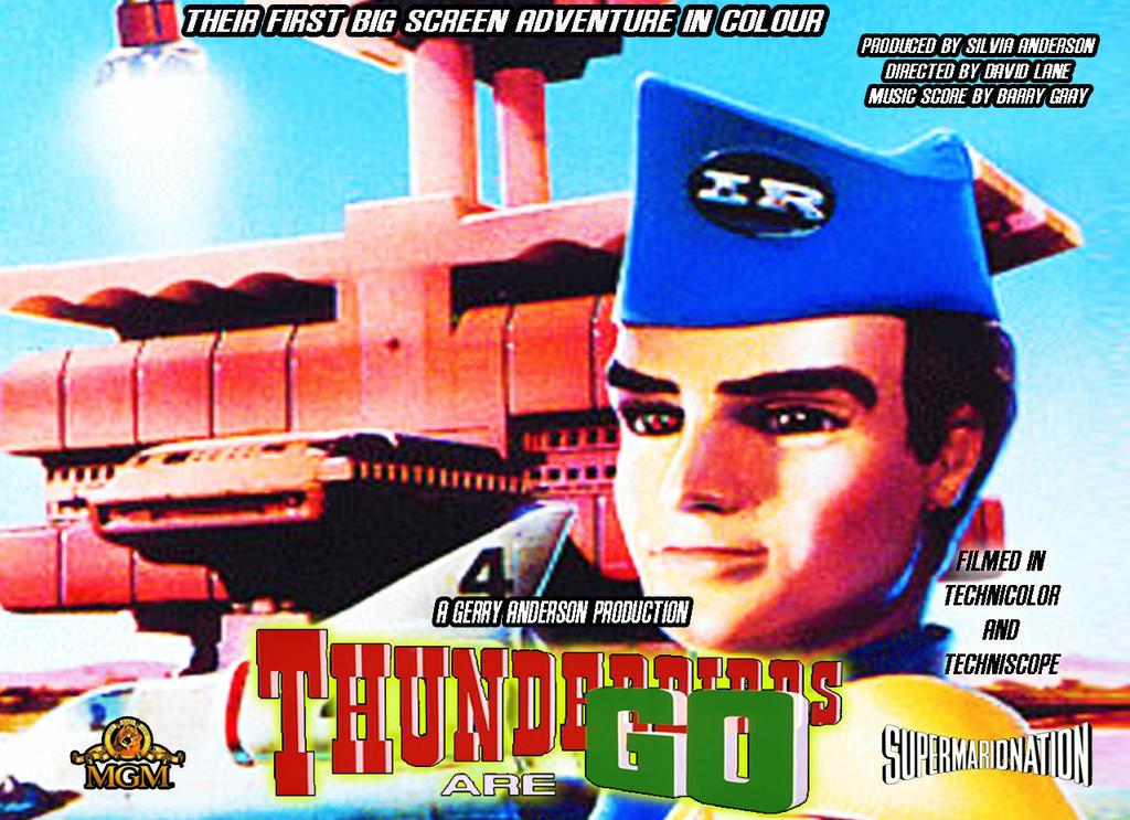 Thunderbirds Ar...