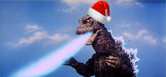Merry Christmas Godzilla! by stick-man-11 on DeviantArt