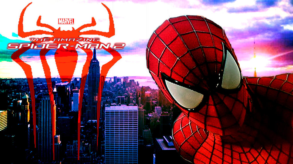 The Amazing Spider Man 2 Wallpaper By Stick 11