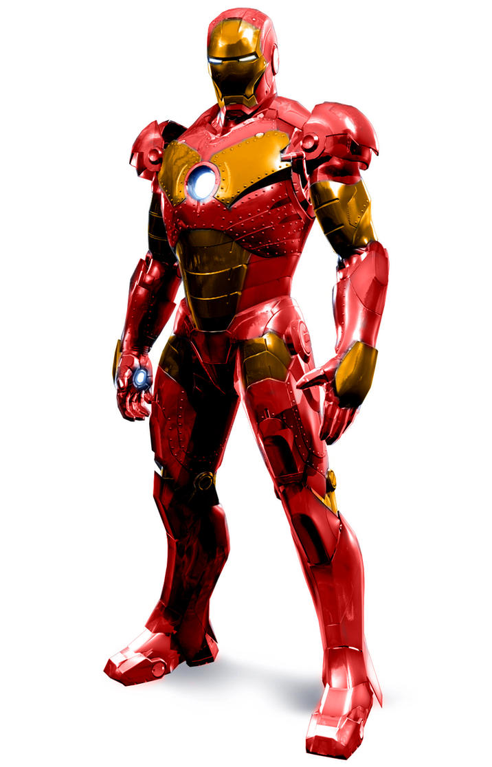 Portal Earth's Iron Man by stick-man-11
