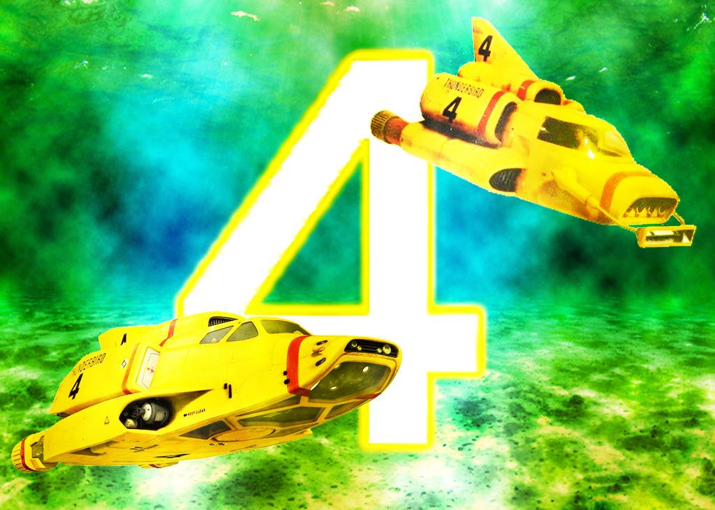 Thunderbird 4 by stick...