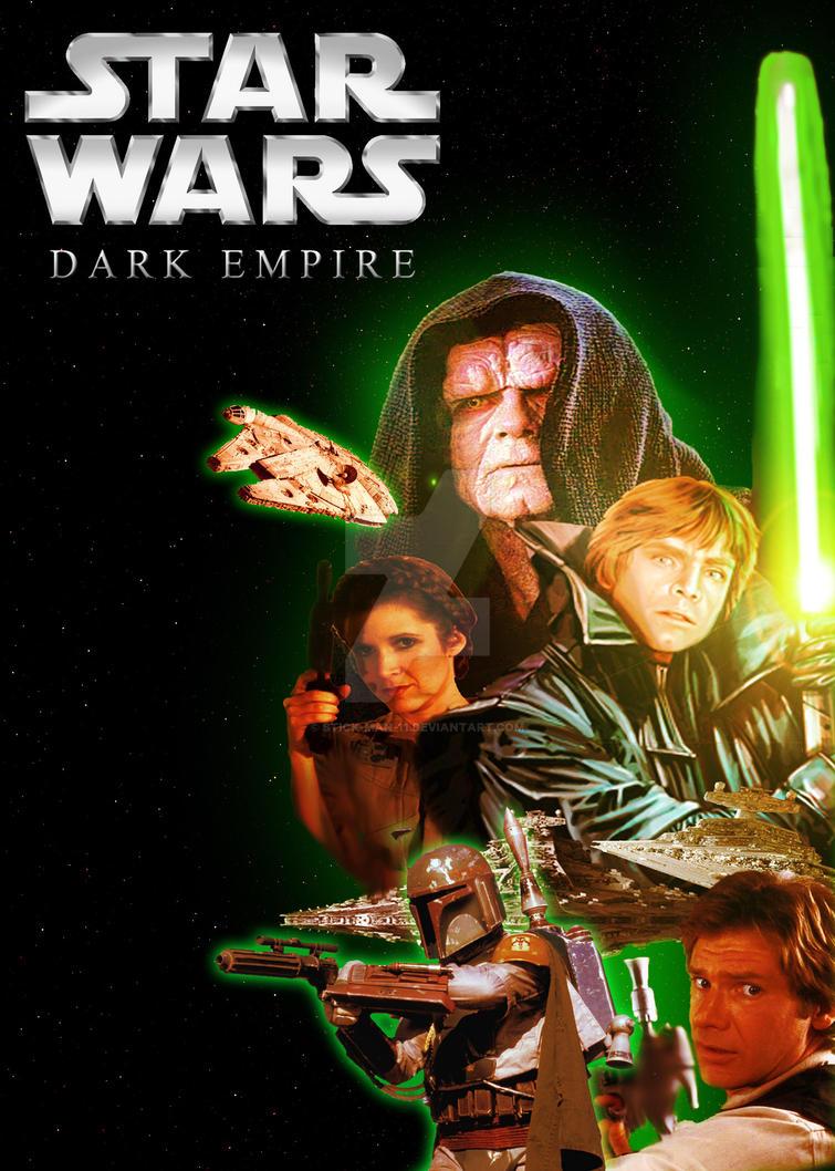 Dark Empire. by stick-man-11