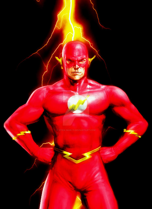 The Flash by stick-man-11