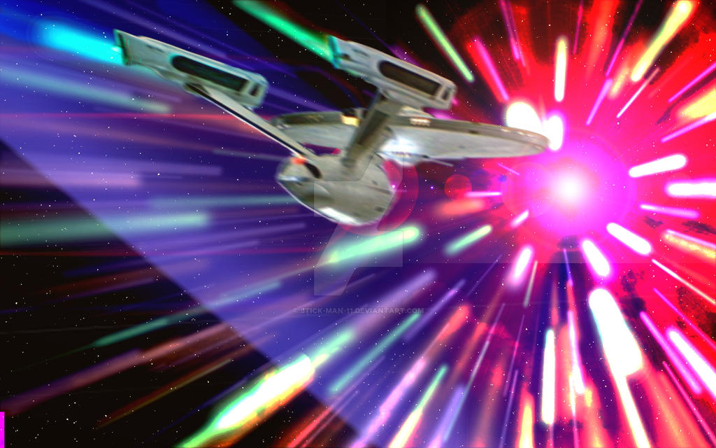 Star Trek Warp by stick-man-11