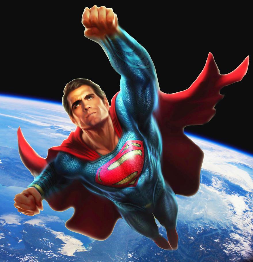 Kal-El by stick-man-11