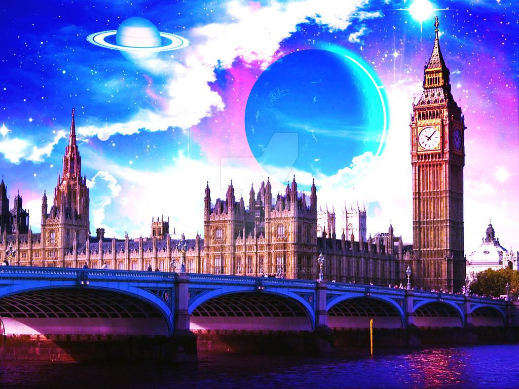 London's Wonders by stick-man-11