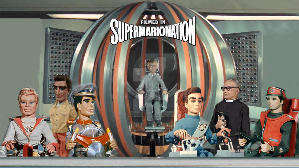 Filmed in Supermarionation. by stick-man-11