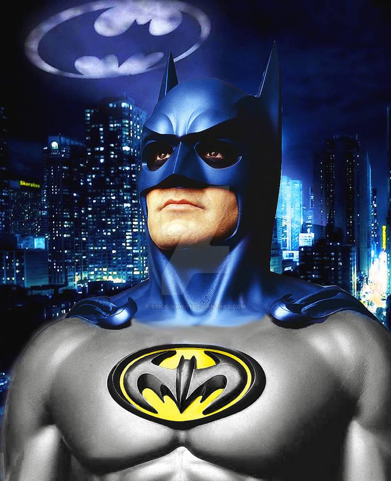 Batman Colour play